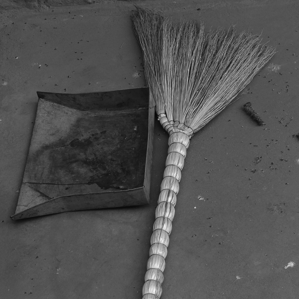 Spirits in Broom
