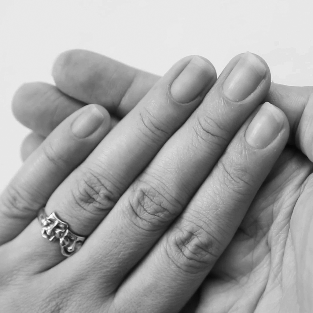 Clipping nails at night