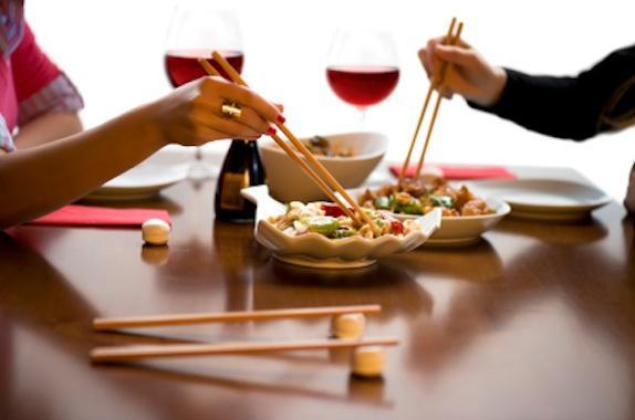 Asian Food Etiquette