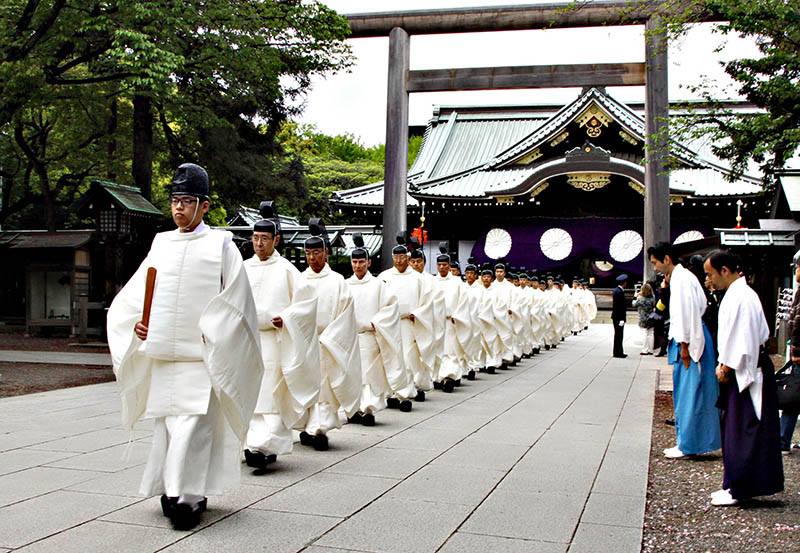 Shinto as the cultural phenomenon of Japan