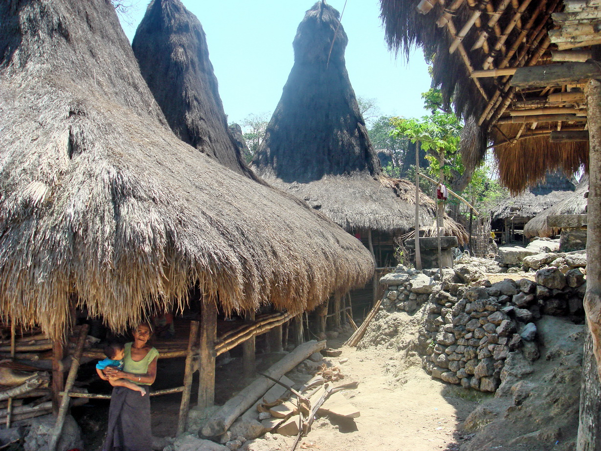 Life in an Indonesian Village called Sumba