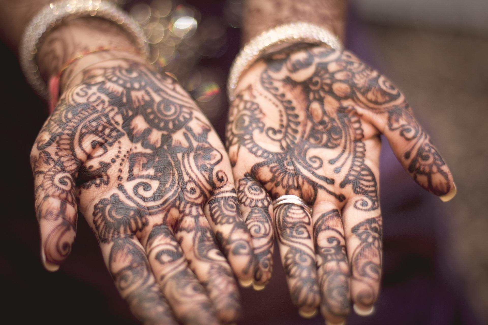 "Telugu traditional marriage ""Pani Grahanam""- The Bond of Knot Tying"