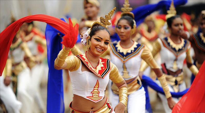 The beauty of Sri Lankan culture