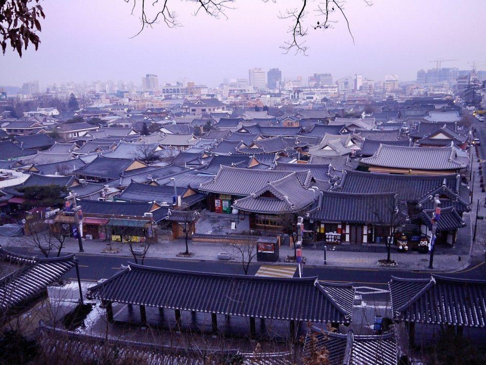 jeonju village hanok