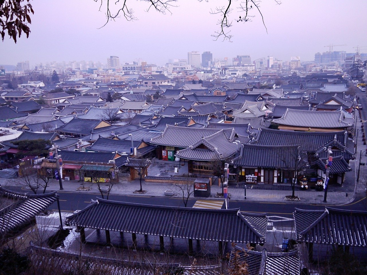 Jeonju Hanok Village: Korea's Past, Present and Future All in One!