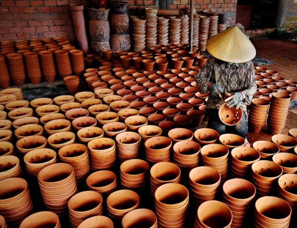 vietnamese ceramic villages
