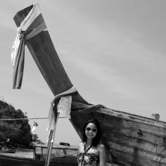 Guardian goddess of boats